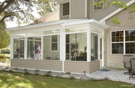 Sunrooms Northwest Serving Seattle Washington With