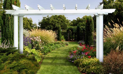 Temo Garden Arbor   Arbor Garden